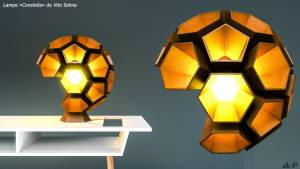 Lampe Constella